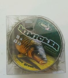 Leadcore-Mimicker-By-Katran-45lb-Weed-Algae-Affect-10m-Spool