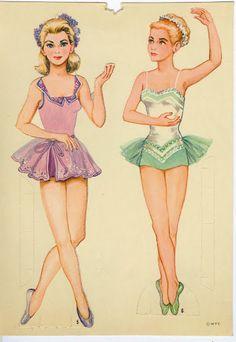 Nutcracker Ballet 1960- Whitman co uncut - Bobe Green - Picasa Webalbums