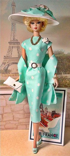 vintage barbie clothes | Beautiful fashions & accessories by Donna's Doll Designs