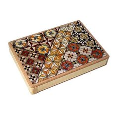 寄木細工マジックボックス
