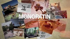 """""""Monopatín"""" Teaser. """"Monopatin, a ride into the beginings of skateboarding in Spain"""" is a documentary where we will know the first skaters w..."""