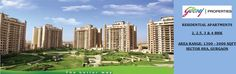 Godrej Properties Limited is going to launch a new residential project in Sector 88 A, Gurgaon. Godrej Properties Limited is a subsidiary of the renowned Godrej Group in India. Godrej properties is known for its ethics, commitments & quality work. They have already developed & delivered more than 15 projects in Ind& more than this are under development.