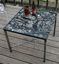 Miller - Welding Projects - Idea Gallery - Tool Table