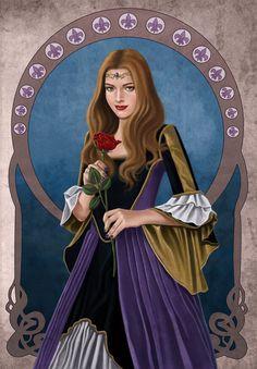 Essa é a Analice em uma das ilustrações internas de O Trono Sem Rei, feita por Carolina Mylius. Que tal a amiga de Bianca? Acompanhe as fadas no www.linhastortas.com