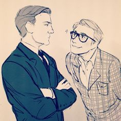 Do I look good in glasses Harry? Saw it again just now :'V I can't get enough of these two! #hartwin