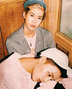 NCT U | Doyoung and Taeil ❤️