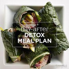 Feel amazing on your detox diet eating these delicious detox healthy snack diy detox snacks Healthy Eating Recipes, Healthy Chicken Recipes, Healthy Snacks, Easy Healthy Breakfast, Breakfast For Kids, Thanksgiving Detox, Detox Meal Plan, Detox Meals, Crockpot