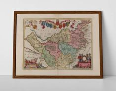 Chester Old Map, originally created by Willem Janszoon Blaeu, now available as a 'museum quality' Gift print.  #AntiqueMapCrewe #Blaeuinteriordesign #Ellesmere #homedecor #Fordsham #travelposter #interiordesign #hahnemuhle #Knutsford #oldmap #chester #OldMapEngland #OldMapNantwich #wales #oldwelshmap #vintagewalesmap #VintageWarrington #WalesAntiqueMap