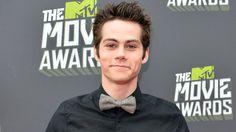 At the MTV Movie Awards