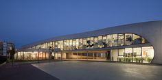 Gallery of Jean-Moulin School / Richard+SchoellerArchitectes - 18