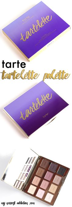 Tarte Tartelette Amazonian Clay Matte Eyeshadow Palette Review and Swatches.  I love that this palette is completely made of matte eyeshadows because they are perfect for anyone of any age. - My Newest Addiction Beauty Blog