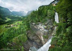 Sherlock Holmes, Reichenbach Fall, Switzerland