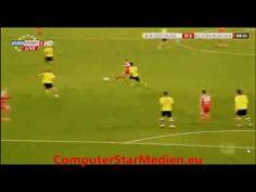 MARIO GÖTZE GOAL AIGAINST BORUSSIA DORTMUND BAYERN MÜNCHEN 0:3 Mitten ins Herz von Dortmund