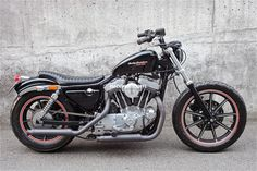 sportster research 1
