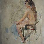 Life Drawing por Wil Freeborn