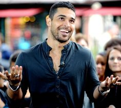 He was my favorite in that 70s show. He was such a cutie and now he's just fine Wilmer Valderrama