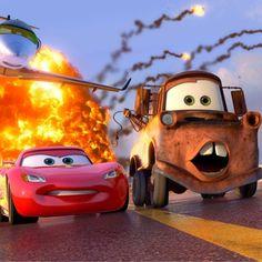 Family Movie Night: Cars Night