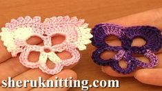 CROCHET PANSY FLOWER We invite you to visit https://www.sheruknitting.com/ There are over 800 video tutorials of crochet and knitting in different techniques. Also, you can see unique authors' design in these tutorials only on a website at https://www.sheruknitting.com/ Enjoy all you get from a membership: - No advertising on all tutorials; - Valuable in different devices; - Step by step and detailed video tutorials; - New courses added every week