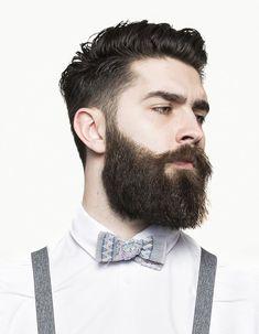 One Man, One Beard