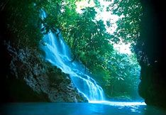 Jamacia Dunns River Falls. One of my favorite places on earth.