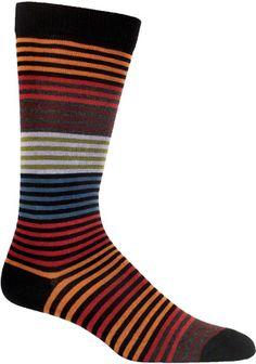 I love colorful socks and Ozone has them.  Nice.