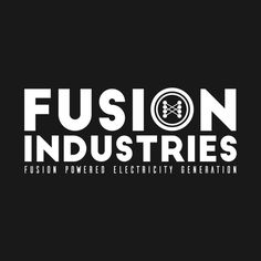Check out this awesome 'Fusion+Industries' design on @TeePublic!