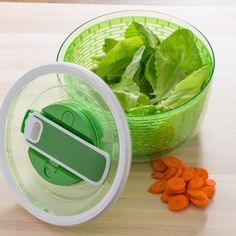 Check out Salad Spinner, Family Plan - now available at Blue Apron Market! https://www.blueapron.com/market/products/salad-spinner-4-6-serving