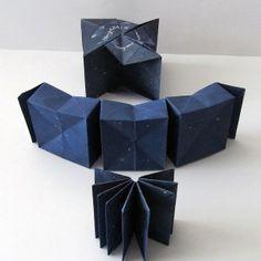 Three Fold Night by Gina Pisello