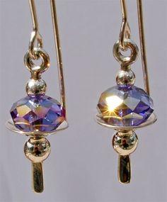 Beautiful versatile earrings #21StepsStyleCourse
