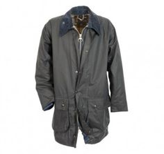 Barbour Wax jacket  Only the Wax jacket are made in England