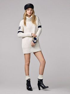 Every look from Gigi Hadid's first collection for Tommy Hilfiger