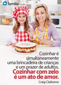 Familia.com.br | 5 #segredos para se fazer ótimos #bolos. #lar #cozinha