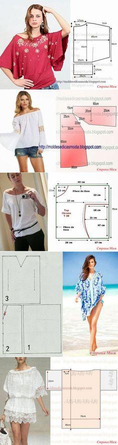 İlginç desen ve basit desenler! Sewing Dress, Dress Sewing Patterns, Blouse Patterns, Diy Dress, Clothing Patterns, Sewing Coat, Skirt Patterns, Coat Patterns, Fashion Sewing
