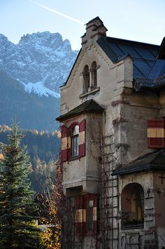 San Candido, south tyrol province, Trentino alto Adige region Italy