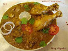 Tasty Appetite: Chettinad Chicken Masala