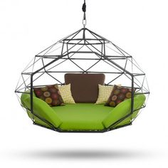 Buy The Pod by Kodama Zome© - Outdoor Swing Bed / Lounge