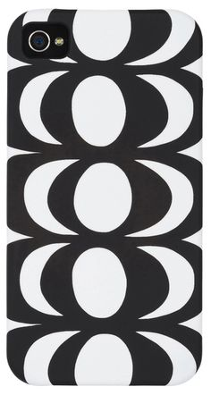 Marimekko iPhone Cover Fall/Winter 2012 Print: Maija & Kristina Isola 1964