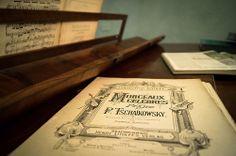 Tschaikowsky - Sala della musica del Castello di #Zavattarello