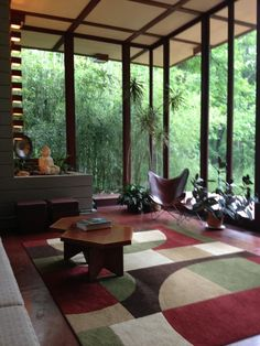 Frank Lloyd Wright's Louis Penfield House - Historic Site in Willoughby Hills