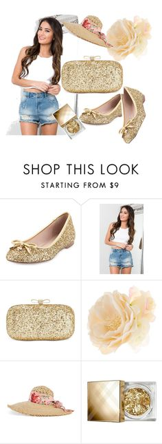 """""""Untitled #141"""" by nusreta-bjelic ❤ liked on Polyvore featuring Kate Spade, INC International Concepts, Accessorize, Gucci and Burberry"""