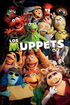 Los Muppets - Disney / 12 de Enero