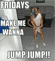 Hahahahaaa... Jump Jump!!