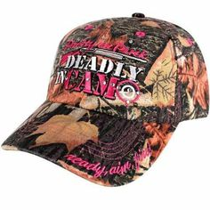 Pretty in Pink deadly in Camo