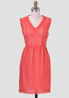 Tricia Eyelet Dress By MM Couture at #Ruche @Ruche