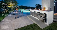 ronda outdoor kitchen - Google Search