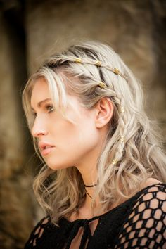 Edgy & Contemporary Hair Accessories Stephanie Marie's creative past prompted her to use her skill to dive into the world of fashion. Her exquisite and edge hair accessories range from dazzling...