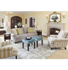 Formal living room.