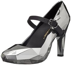 United Nude Women's Lo Res Dress Pump, Steel Chrome, 39 EU/8.5-9 M US UNITED NUDE http://smile.amazon.com/dp/B0112X6V1K/ref=cm_sw_r_pi_dp_waMRwb1YTJG5K