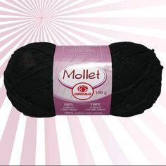 Lã Círculo Mollet - 100g (200 m)