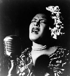 Billie Holiday (born Eleanora Fagan) April 1915 – July was an American jazz singer and songwriter. Billie Holiday looks similar Frida Kahlo both ahead of their time Earl says First Ladies, Ladies Day, Billie Holiday, Lady Sings The Blues, Jazz Artists, Jazz Musicians, Concert Jazz, Protest Songs, By Any Means Necessary